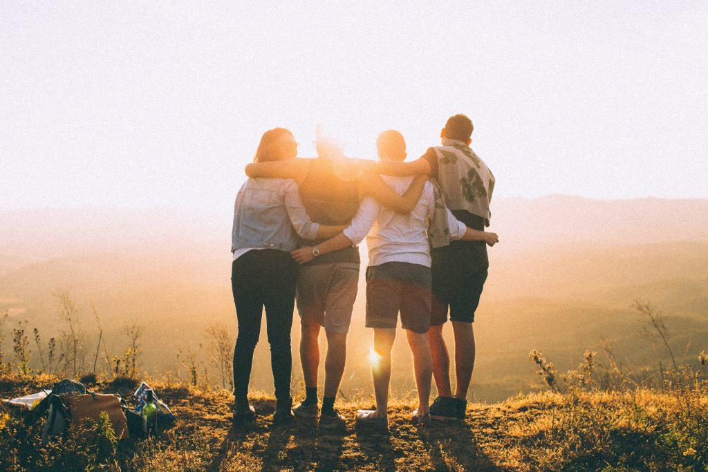 Soziales Leben, starke Gemeinschaft